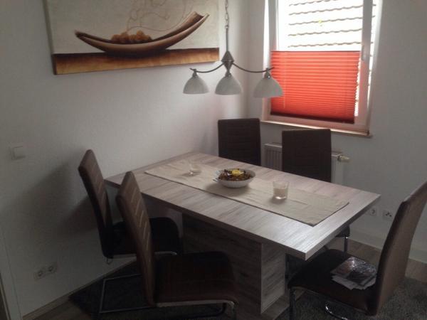 esszimmer komplett in lauda k nigshofen speisezimmer essecken kaufen und verkaufen ber. Black Bedroom Furniture Sets. Home Design Ideas