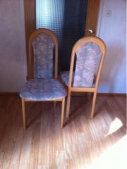 Esszimmerstühle 6 Stück /