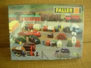 Faller 351 Werkstoff-
