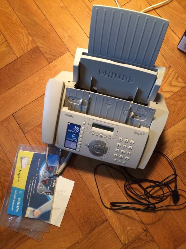 faxger te handy telefon organizer gebraucht kaufen. Black Bedroom Furniture Sets. Home Design Ideas
