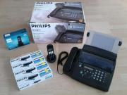 Fax, Philips Faxgerät,