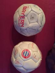 FC Bayern Autogramm
