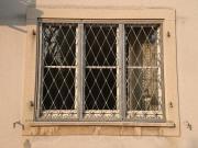 Fenstergitter 3-tlg.