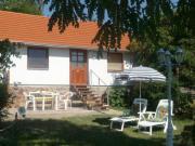 Ferienhaus mit Seeblick