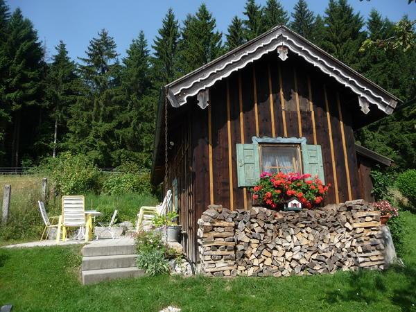 Hütte, Berghütte, Ferienhaus, Ferienwohnung in Bayern, Oberbayern zu