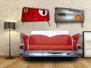 Ferrari, Porsche, Bugatti