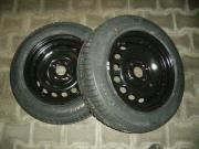 Fiat 500 ! 4Winterkomplettradsatz