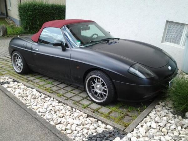 fiat barchetta in sulzbach fiat cabrio roadster kaufen. Black Bedroom Furniture Sets. Home Design Ideas