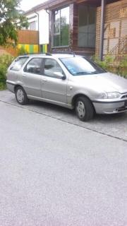 Fiat palio weekewnd