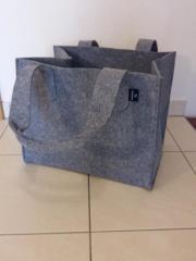 Filztasche Einkaufstasche Shoppingtasche