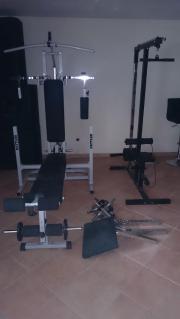 Fitness Stationen von
