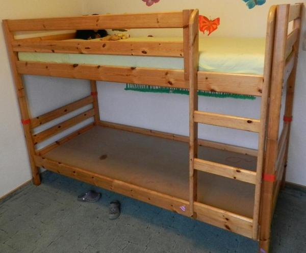 Flexa stockbett 90x200 in seubersdorf kinder for Jugendzimmer stockbett