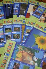 Flohkiste + Unterrichtsmaterial 100