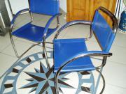 Freischwinger Stühle mit