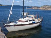 Friendship 22 Kielboot