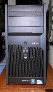 Fujitsu EsprimoPC Core2Duo