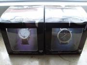 Funk Armbanduhr 2Stk