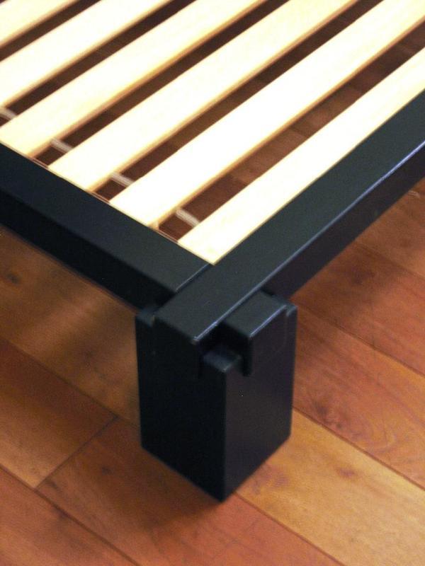 futonbett 140x220 cm buche inkl lattenrost in weinheim betten kaufen und verkaufen ber. Black Bedroom Furniture Sets. Home Design Ideas
