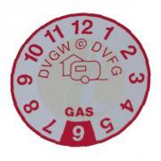 G607 Gasabnahmen Caravan,