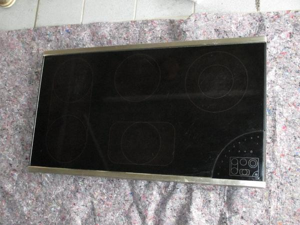 gaggenau ck494115 autark 90cm kochfeld glaskeramik ceranfeld in attenkirchen k chenherde. Black Bedroom Furniture Sets. Home Design Ideas