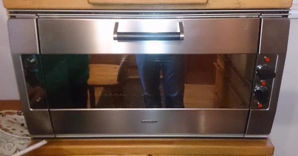 gaggenau eb 378 110 in augsburg k chenherde grill mikrowelle kaufen und verkaufen ber. Black Bedroom Furniture Sets. Home Design Ideas