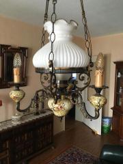 GANZ TOLLE LAMPE
