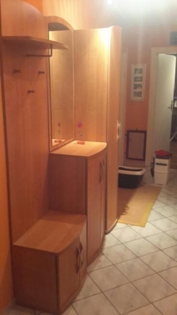 Garderobe 3 teilig in n rnberg garderobe flur keller for Garderobe quoka