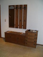 schuhschrank eiche rustikal haushalt m bel gebraucht und neu kaufen. Black Bedroom Furniture Sets. Home Design Ideas