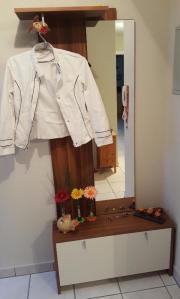 Garderobe inkl. Spiegel
