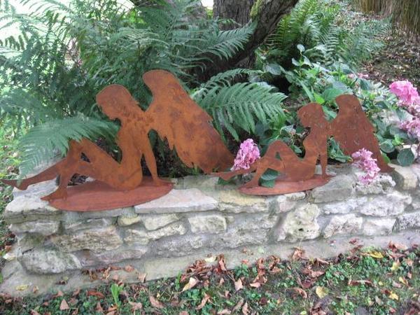 Gartendeko deko wohndeko antiquit ten alt antik in for Gartendeko reduziert