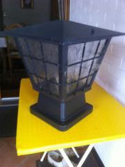 Gartenlampe/Gartenleuchte