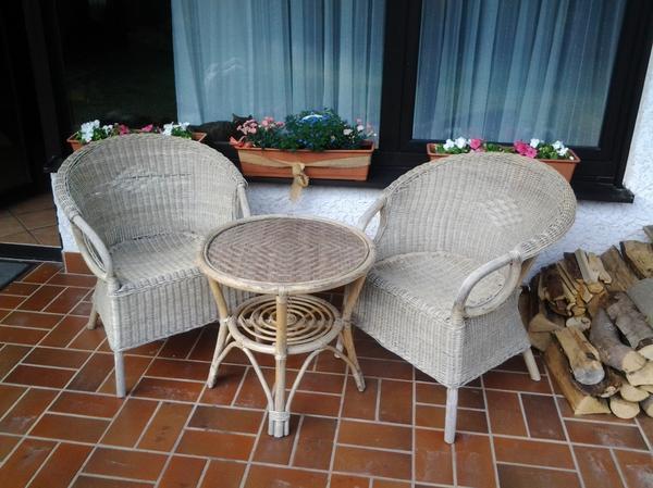 gartenm bel rattan in m nchweiler kaufen und verkaufen ber private kleinanzeigen. Black Bedroom Furniture Sets. Home Design Ideas