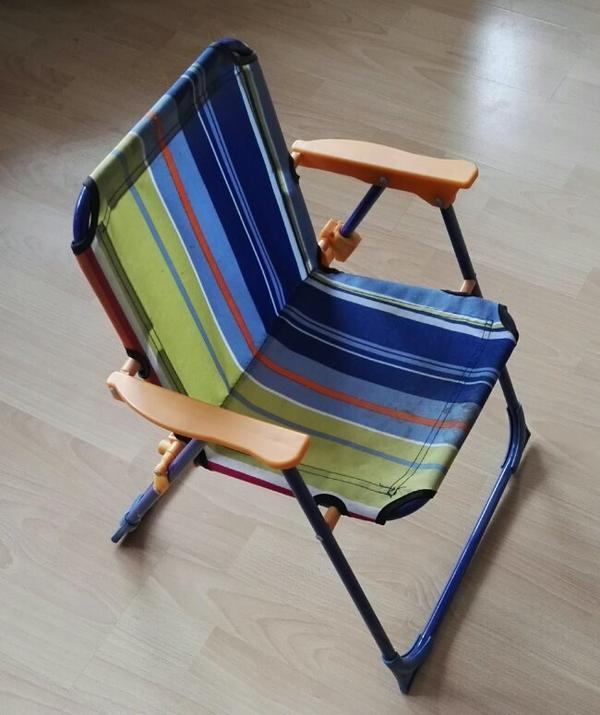 campingstuhl kinder kaufen gebraucht und g nstig. Black Bedroom Furniture Sets. Home Design Ideas