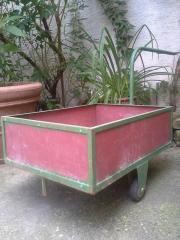 Gartenwagen Metall Handwagen