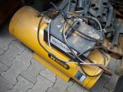 Gasheizer mit Automatik-
