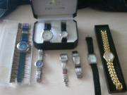 Gebe meine Uhren