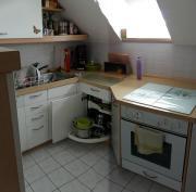 Gebrauchte Einbauküche weiss
