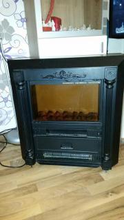 elektrischer kaminofen haushalt m bel gebraucht und neu kaufen. Black Bedroom Furniture Sets. Home Design Ideas