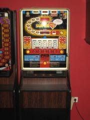Geldspielautomat Pokerautomat Merkur