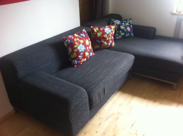 gem tliche 2 teilige couch billig abzugeben in viktorsberg. Black Bedroom Furniture Sets. Home Design Ideas