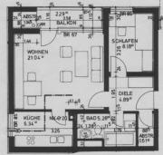 Gemütliche 2-Zimmerwohnung