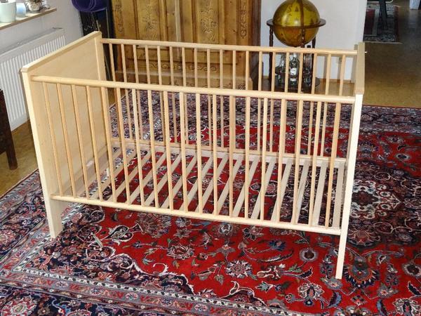 gitterbett in n rnberg wiegen babybetten reisebetten. Black Bedroom Furniture Sets. Home Design Ideas