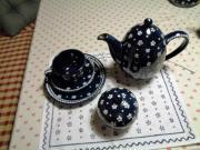 Gmundner Keramik Teeservice (
