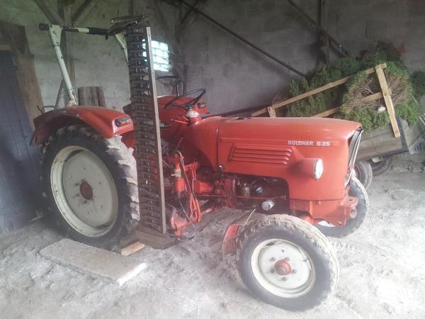 g ldner traktor in kleinbocka traktoren. Black Bedroom Furniture Sets. Home Design Ideas