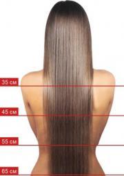 Haarverlängerung , haarverdichtung