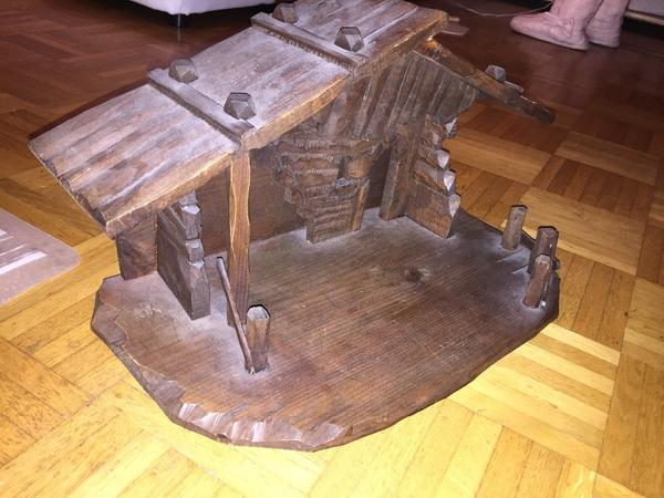 holz figur neu und gebraucht kaufen bei. Black Bedroom Furniture Sets. Home Design Ideas