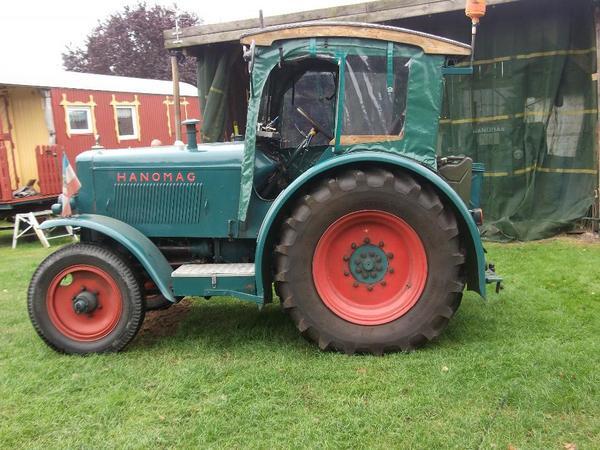 hanomag r40 in bad oldesloe traktoren landwirtschaftliche fahrzeuge kaufen und. Black Bedroom Furniture Sets. Home Design Ideas