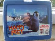 HAPPY FEET+ FRüHSTüCKSBOX+