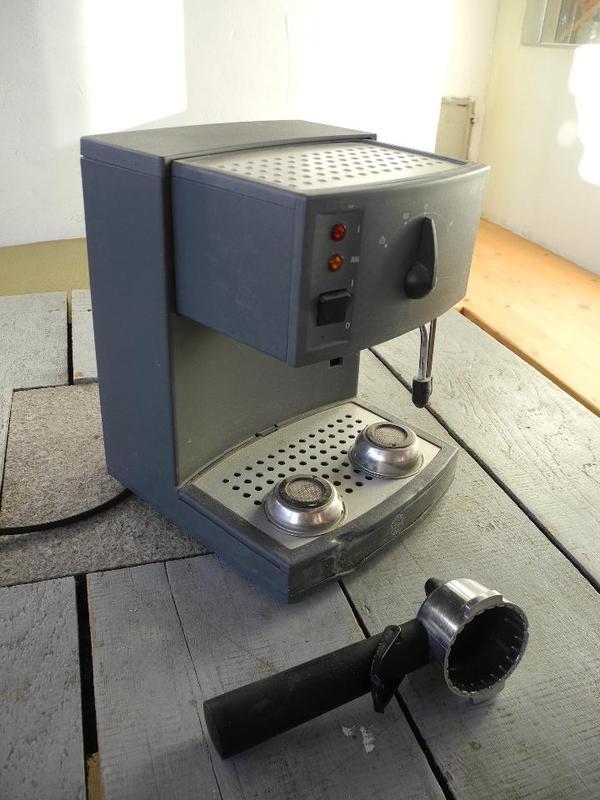 haushaltsger te espressomaschine in m nchen haushaltsger te hausrat alles sonstige kaufen. Black Bedroom Furniture Sets. Home Design Ideas