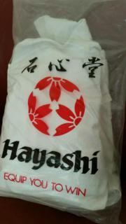Hayashi Karate Anzug